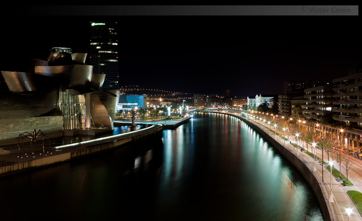 Noche en Bilbao